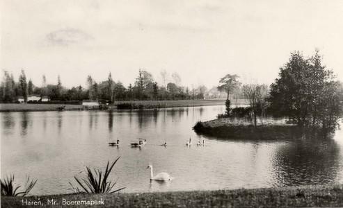 Boeremapark omstreeks 1948 copyright