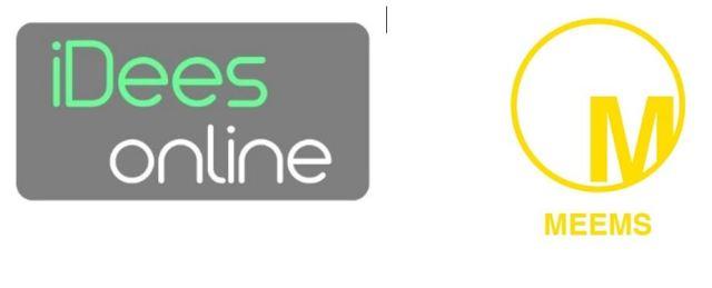 Logo s iDees en Meems