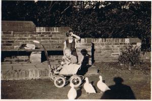 Boeremapark omstreeks 1957 foto Paula Noorman