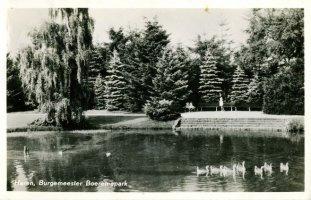 Boeremapark omstreeks 19.. (1)