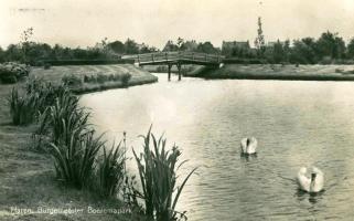Boeremapark omstreeks 19.. (2)