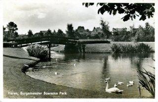 Boeremapark omstreeks 1948 (1)