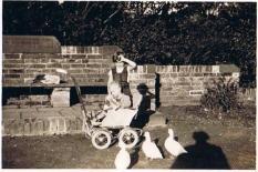Boeremapark omstreeks 1957 (foto Paula Noorman)