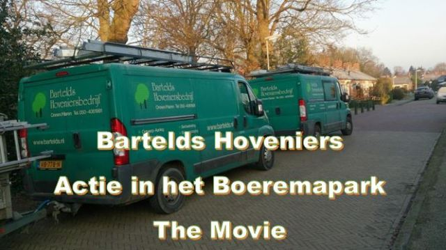 Bartelds Hoveniers The Movie